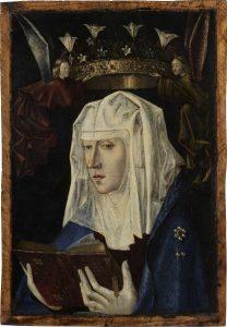Vergine leggente