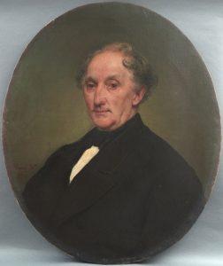 Ritratto di Ferdinando Ranci Ortigosa
