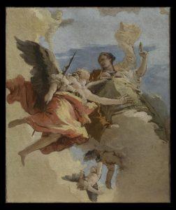 Allegoria della Virtù e della Nobiltà