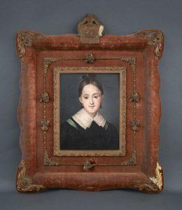 Ritratto di Matilde Poldi Pezzoli bambina
